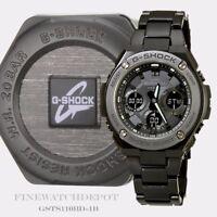 Authentic Casio G-Shock Men's G-Steel Tough Solar Ana Digital Watch GSTS110BD-1B