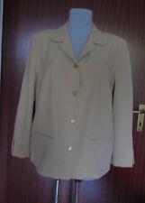 Damenjacke Blazer  Gr.44/46  L   beige   Polyester     neu   Nr.4765