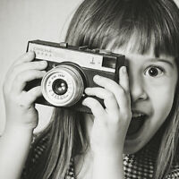 BRAND NEW! SMENA-8M LOMO USSR Russian compact 35mm camera in BOX Lomography 40mm