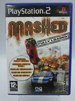 PS2 mashed fully loaded Jeu Playstation 2 vintage retrogaming
