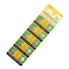 10 Pieces Pack LR1120 191 V381 V391 AG8 Button Coin Cell Alkaline Battery 1.55V