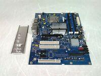 Intel DP35DP ATX LGA775 Motherboard Core 2 Duo 2.66GHz Boots No RAM No Heatsink