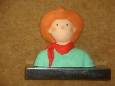 Tintin from Tintin in America by Leblon-Delienne - very rare.