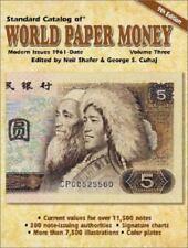 Standard Catalog of World Paper Money-ExLibrary