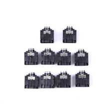 New 10 Pcs 3 Pin PCB Mount Female 3.5mm Stereo Jack Socket Connector HGUK
