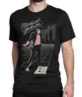 Michael Jackson Billie Jean T-Shirt, King Of Pop Graphic Tee