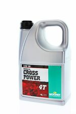 Motorex Cross Power 4T 10W50 4L  Vollsynthetisch ( 14,5 eur / 1L )