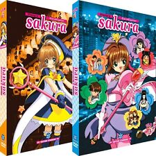 ★Card Captor Sakura ★ Les Films - 2 DVD
