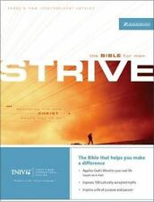 Strive: The Bible for Men TNIV Today's New International Version