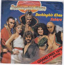 "Single 7"" Dschinghis Khan ""Dschinghis Kahn/ Sahara"""