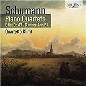 Schumann: Piano Quartets Op.47 & Anh.E1, Quartetto Klimt, Matteo Fossi, D CD | 5
