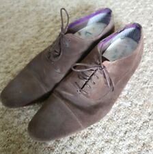 Ted Baker Ladies Brown Suede Shoes Size 7