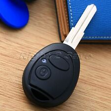Remote Key Case 2 Buttons Blade Switches For Discovery 2 TD4 TD5 75 Land Rover