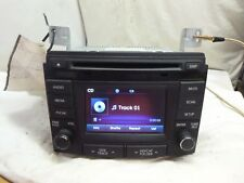 2012 2013 2014 Hyundai Sonata OEM Radio Single Cd Player 96180-3Q8004X CHW92