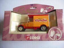 "Corgi 61206 Chevrolet Van Cadbury Selection ""Cadbury Crunchie"" with box"