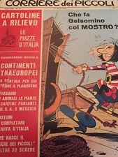 IL CORRIERE DEI PICCOLI - ANNO LVIII N.13   - 27 MARZO 1966