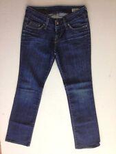 Lee Coral Jeans pantalon bleu foncé Dark washed w30 l31