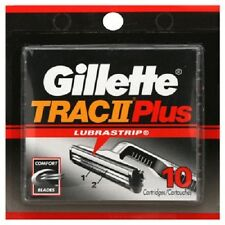 Gillette Trac II Plus Cartridges 10 Count (3 Pack)