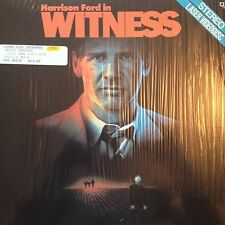 Witness  Laserdisc Movie Ld