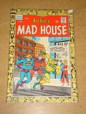 ARCHIES MAD HOUSE #50 FN (6.0) ARCHIE SERIES COMICS OCTOBER 1966