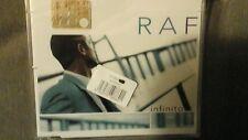 RAF - INFINITO. CD SINGOLO 3 TRACKS NUOVO SIGILLATO