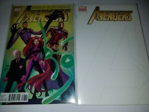 Marvel - Avengers - Lot of 20 Comic Books - Lot #46 (Includes rare variant)