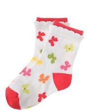 NWT/NIP GYMBOREE  Social Butterfly Ankle socks 2T-3T us shoe size 7-9 Girls
