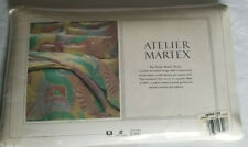 """Atelier Martex Eternity Twin Fitted Sheet 39x75"""" Mattress Luxury Percale Cotton"""