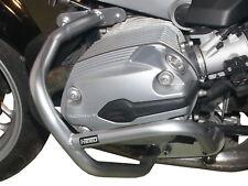 CRASH BARS HEED BMW R 1200 R (07-14) silver