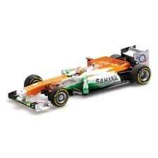 1:43 Force India Mercedes Di Resta test 2012 1/43 • MINICHAMPS 410120082 #