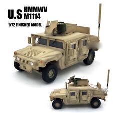 U.S HMMWV M1114 1/72 NON DIECAST MODEL Armored Car S-MODEL
