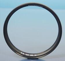 B + W ø72mm FILTRO FILTRO FILTRE 010 1x sfiati screw-in (40908)