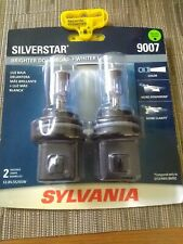 Sylvania 9007 SilverStar Headlight Twin Pack