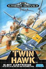## Twin Hawk - SEGA Mega Drive / MD Spiel - TOP ##