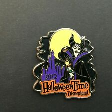 DLR - Halloweentime 2012 - Maleficent Disney Pin 92160