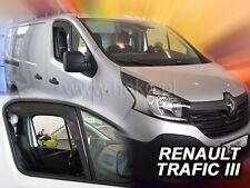 HEKO Windabweiser FIAT Talento OPEL Vivaro RENAULT Trafic III 2014- 2tlg 27189