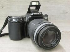 Minolta Maxxum 3xi 35mm AF SLR Film Camera Sigma UC 70-210mm Zoom Lens Tested