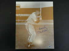 Stan Musial (Best Wishes) Signed 11x14 Photo Autograph Auto PSA/DNA AB76552