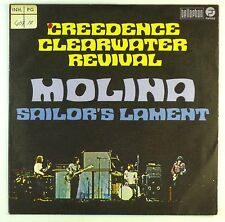 """7"""" Single - Creedence Clearwater Revival - Molina - S1463 - washed & cleaned"""