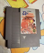 double dribble nes TESTED works Nintendo entertainment system free shipping
