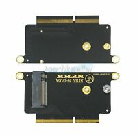 Replacement M.2 NVME SSD For Later 16-17 Macbook Pro A1708 Upgrade Adapter Card