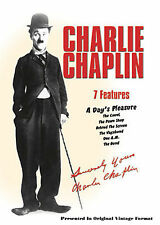 DVD - Charlie Chaplin - Volume 5 (7 Features) - NM