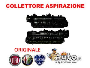 COLLETTORE ASPIRAZIONE ORIGINALE FIAT BRAVO DOBLO ALFA GIULIETTA 1.6 MULTIJET