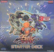 YUGIOH 5D'S STARTER DECK 12 BOX CASE BLOWOUT CARDS