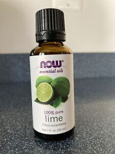 Now Essential Oil - Lime. 1 Oz Bottle