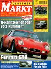 OLDTIMER MARKT 01/03 - Ferrari GTO - Tornax - MG Z - Audi 80 - VW Passat - R 16