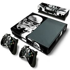 Xbox One Skin Vinyl Full Console 2 Controller & Kinect Wrap - Stormtrooper - UK