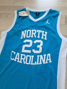 Michael Jordan North CarolinaTrikot Jersey NEU