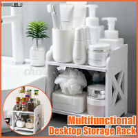 Makeup Organizer Cosmetic Holder Multi-Function Kitchen Office Storage Box Rack