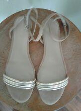 Ann Taylor HARRIET FLAT SANDAL-M  Size 11
